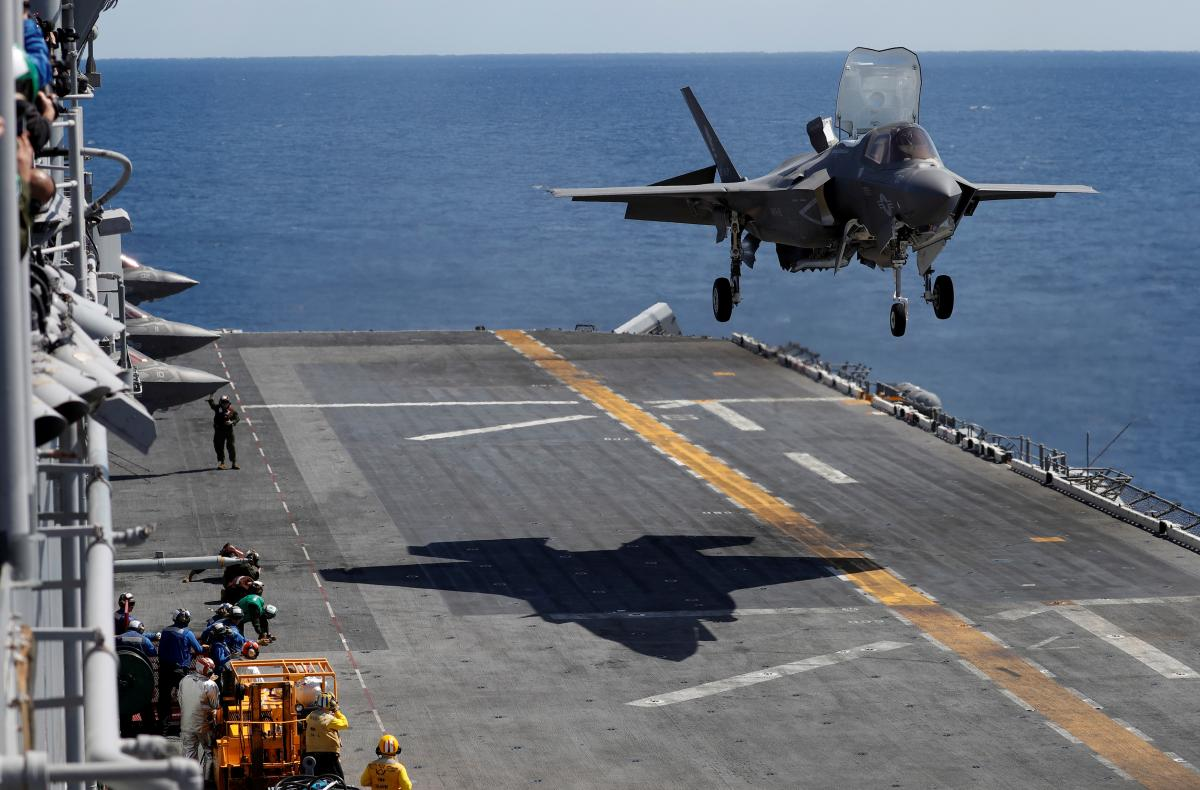 Japan to buy more U.S.-made stealth jets, radar to counter China, Russia
