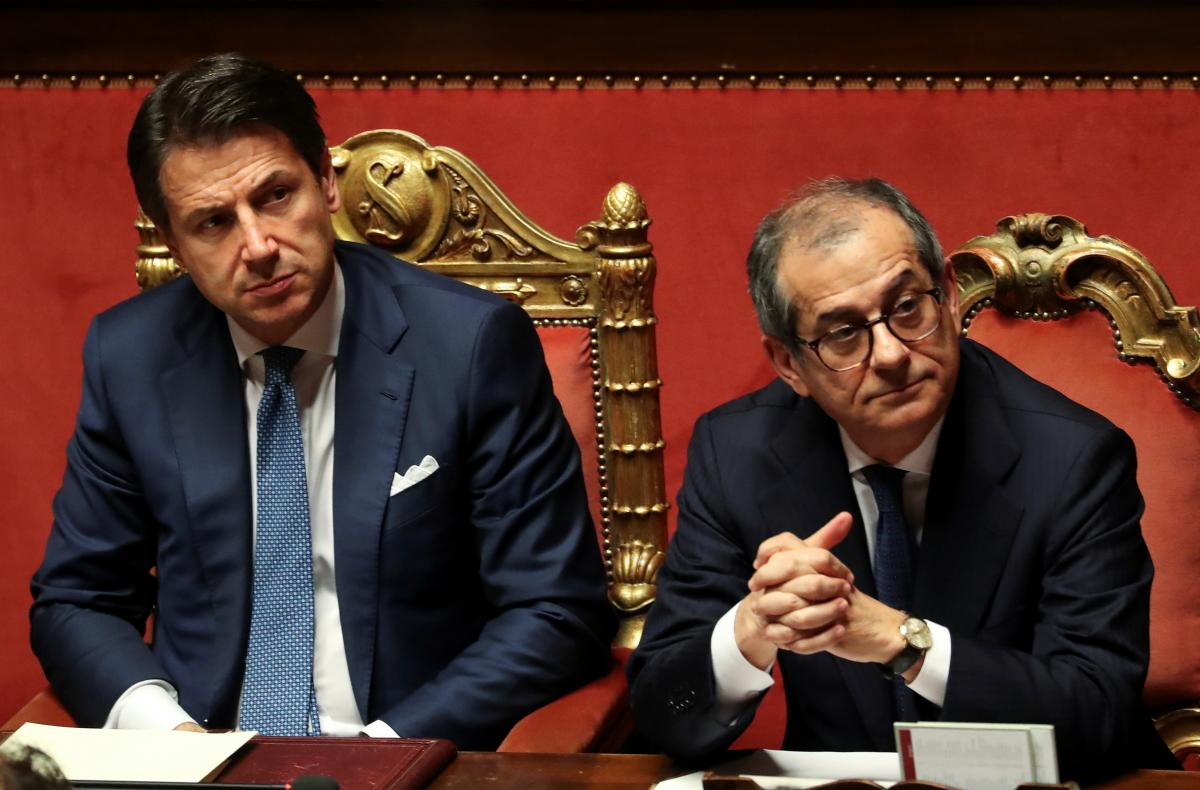 Italy's Conte hails EU budget deal, says government priorities protected