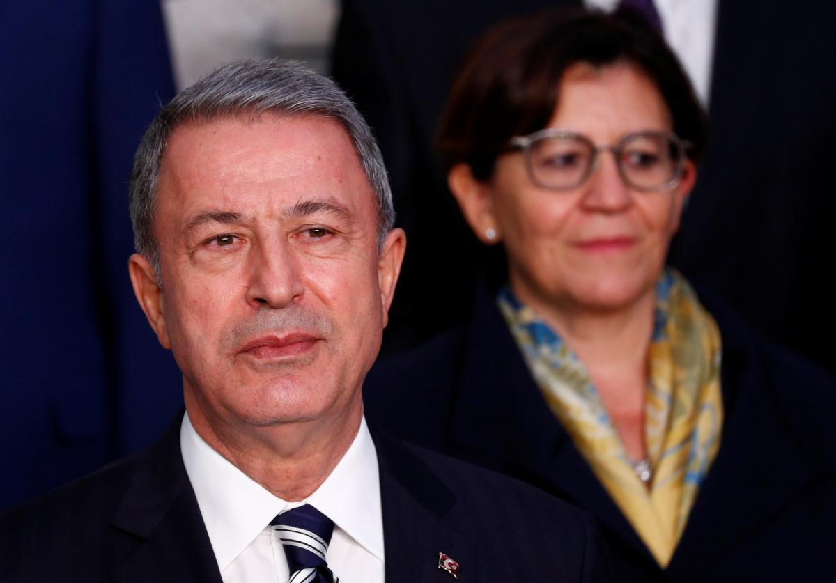 Turkey says Syrian Kurdish militants will be buried in ditches: Anadolu