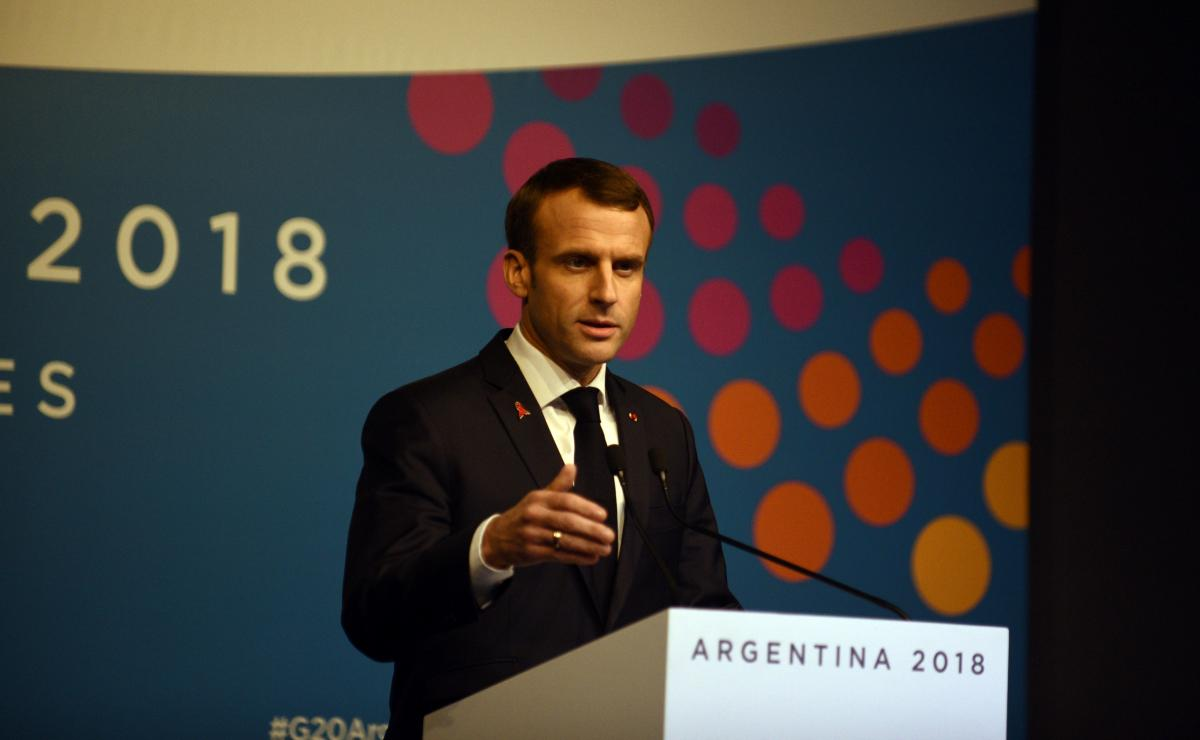 Macron to blame for French protests, Italy's Salvini says