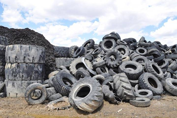 Plan in motion to clean up abandoned scrap tires in Assiniboia, Sask.