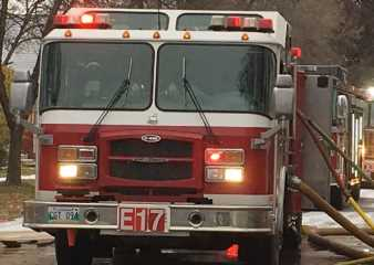 Fire in Winnipeg apartment suite leads to temporary evacuation