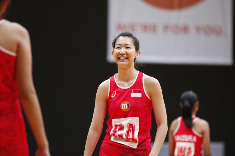 Netball: Singapore beat Hong Kong 54-48 to retain the Singapore-Hong Kong Cup