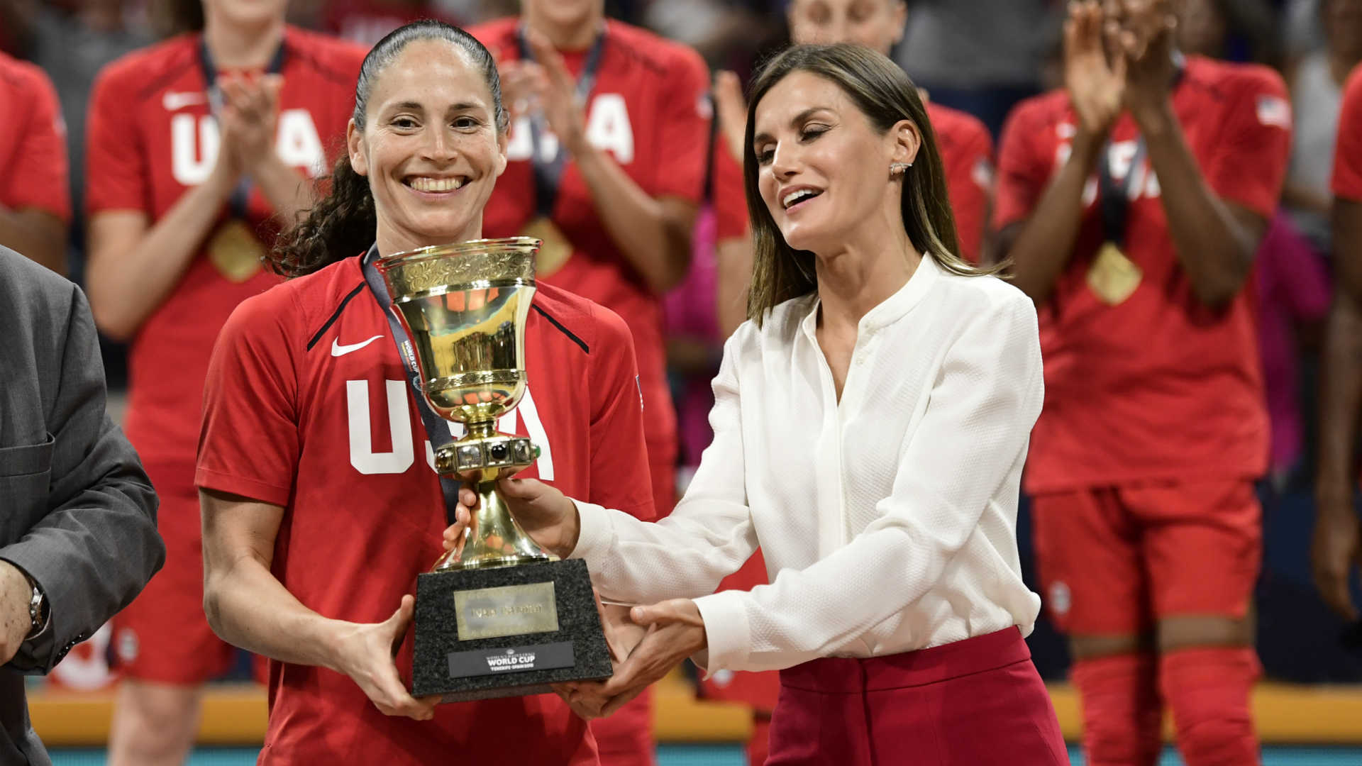 Breanna Stewart named 2018 USA Basketball Female Athlete of the Year