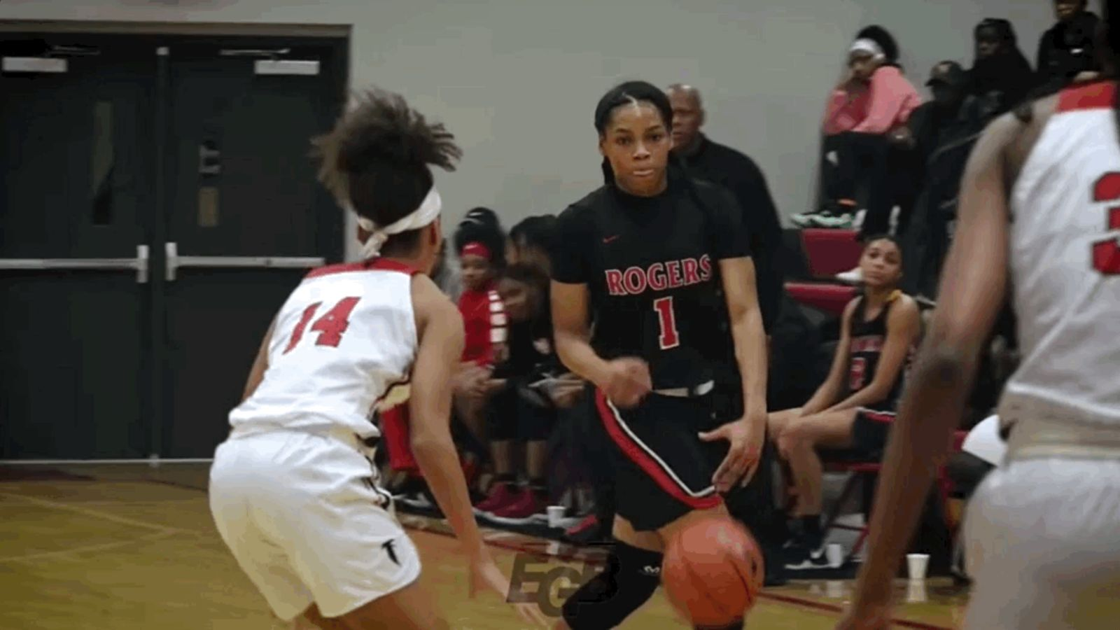 South Carolina Commit Zia Cooke Had An Incredibly Nasty 43-Point Game