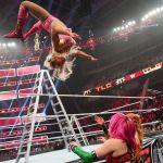 WATCH: Mayhem in women's TLC main-event match