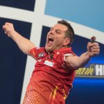 Toni Alcinas savours 'special moment' after stunning Peter Wright