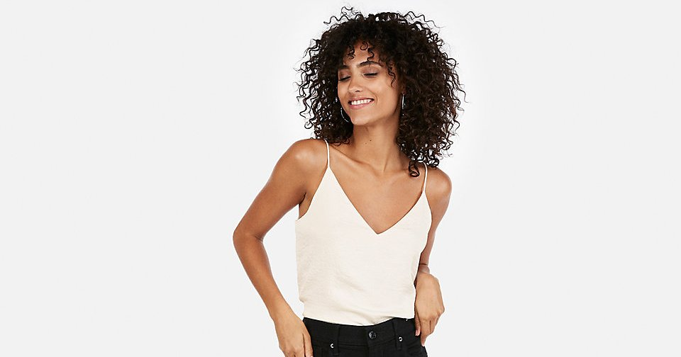 Express Shoppers Love This Cami So Much, They Own Every Color