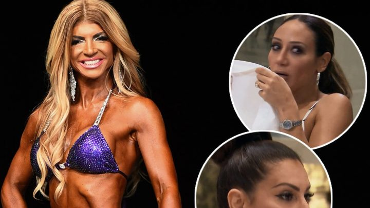 'RHONJ' Tea: Teresa Celebrates Fitness Competition Win with Explosive Trip to Cabo