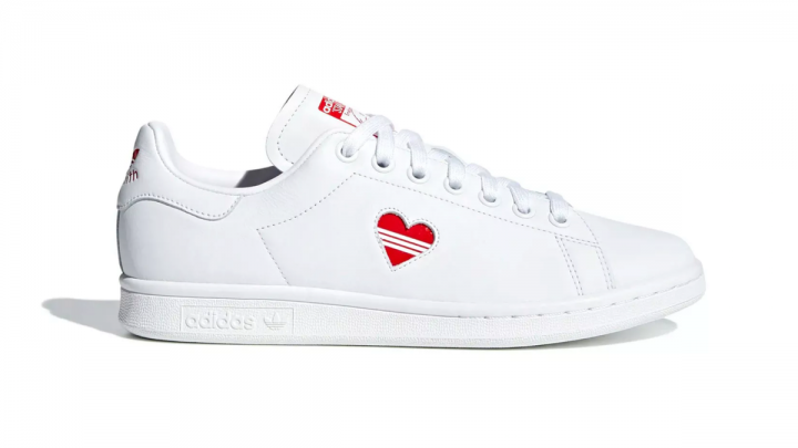 Adidas' Valentine's Day Sneakers Will Give You Major Heart Eyes (& Feet!)
