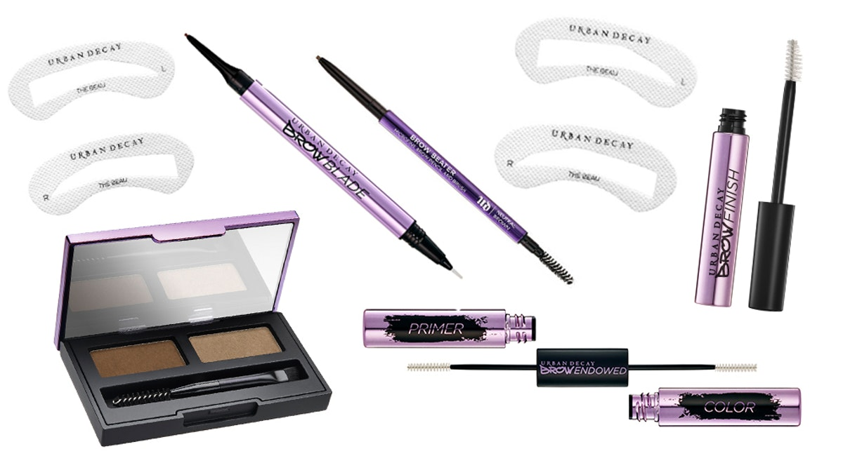 When Do Urban Decay's New Brow Tools Drop? 6 New Products Are Here To Amp Up Your Arches