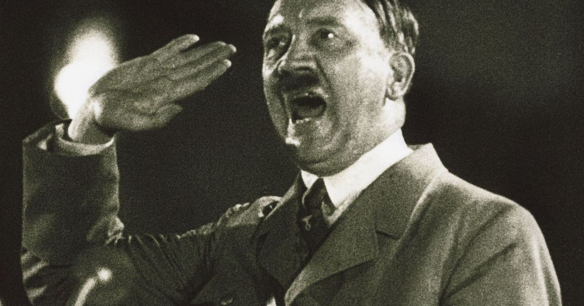 Hitler's terrifying plans to invade Britain in 1940 detailed in war documents