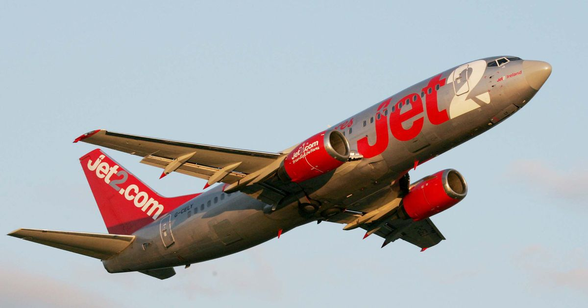 Jet2 flight diverted after 'drunk' passengers 'swear' at crew