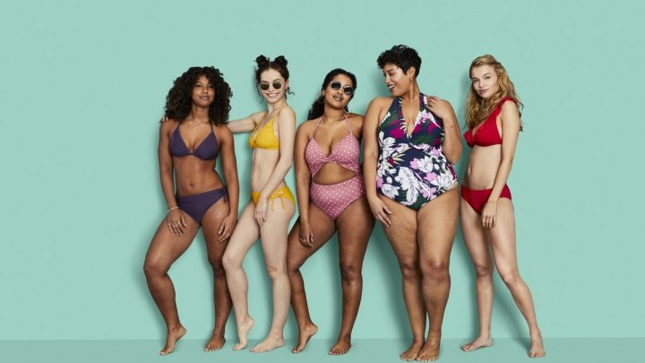 Target's Super Cute New Swimwear Brand Has 200 Pieces— And It Goes Up To Size 26