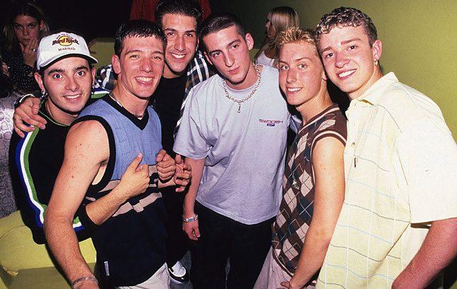 Justin Timberlake's Cheesy 'NSync Days
