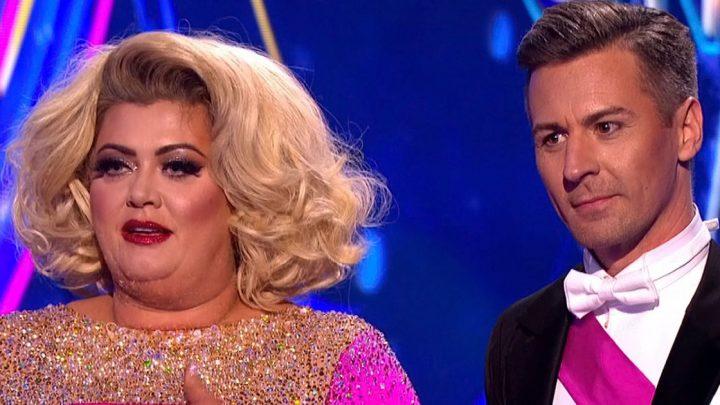 Gemma Collins 'having nightmares about Jason Gardiner,' says boyfriend Arg