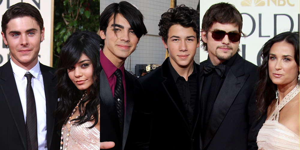 Look Back at the Golden Globes Red Carpet From 10 Years Ago!