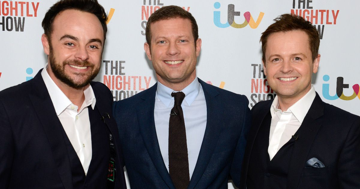 'Dec had to work harder on Britain's Got Talent without Ant at his side'