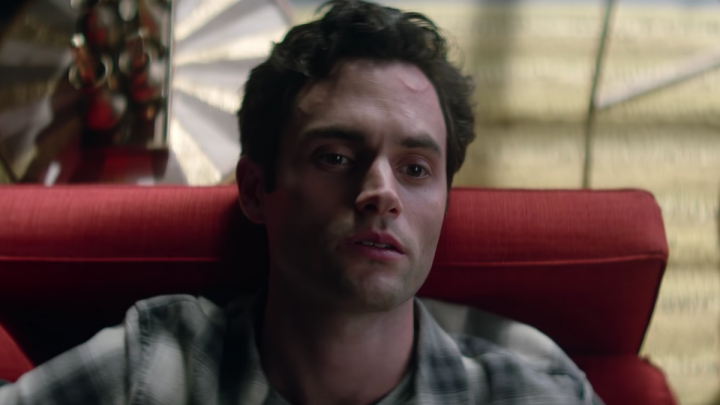 Joe From 'You' Is Actually A Rom-Com Hero Trope Gone Wrong, According To Penn Badgley