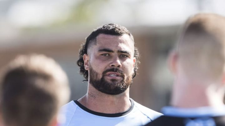 'I'll do whatever I can': Fifita ready to lead Sharks back from brink