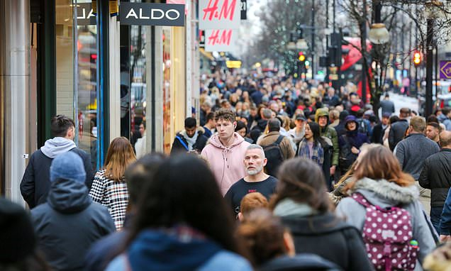 High Street shops brace themselves for a 2.4% hike in business rates