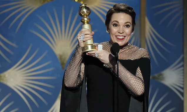 Golden Globes: Olivia Colman and Richard Madden lead the Brit takeover