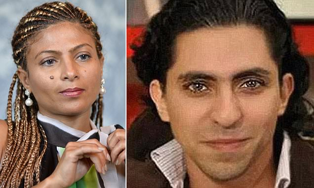 Saudi blogger sentenced to 1,000 lashes is 'very depressed' says wife