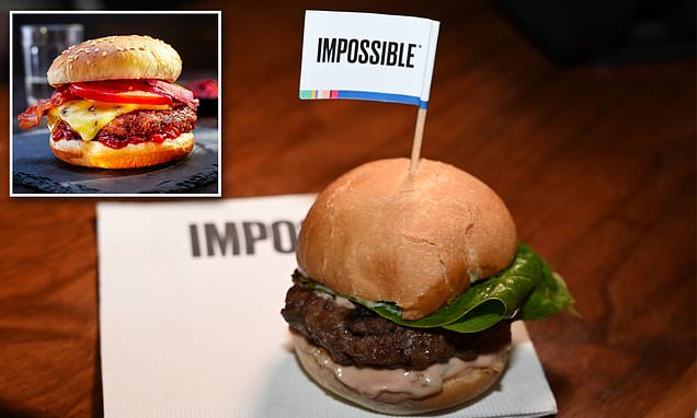 Impossible Foods claims they've gotten closer to beef-like patty