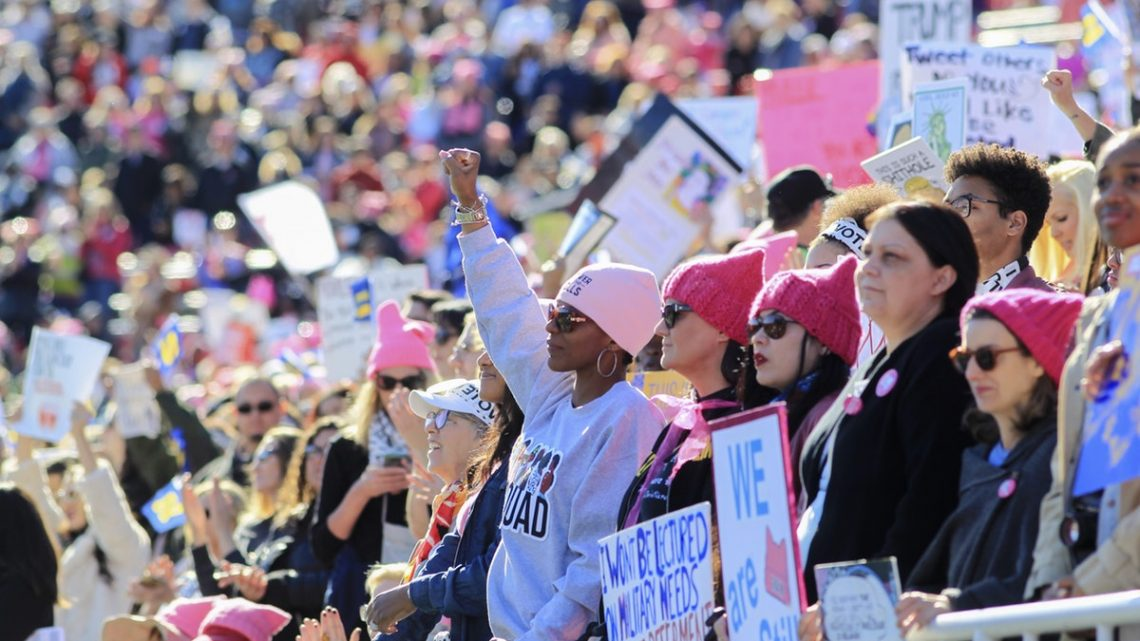 Can I Bring A Dog To The 2019 Women's March? Here's What We Know