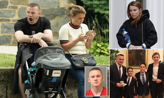 Wayne Rooney's woes after quitting British football for America