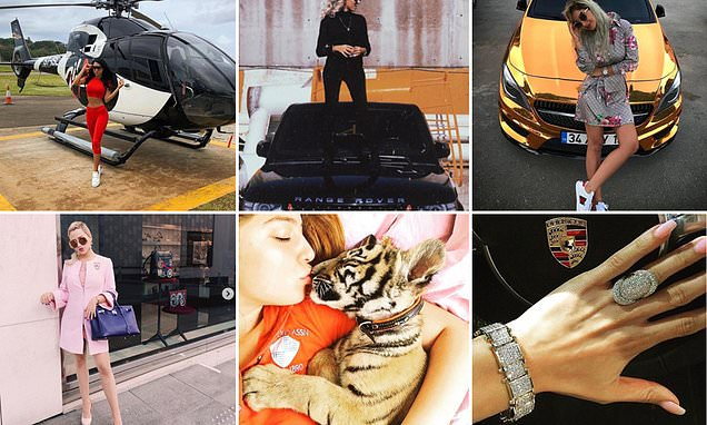 Rich Kids of Istanbul flaunt their fortune in nstagram snaps