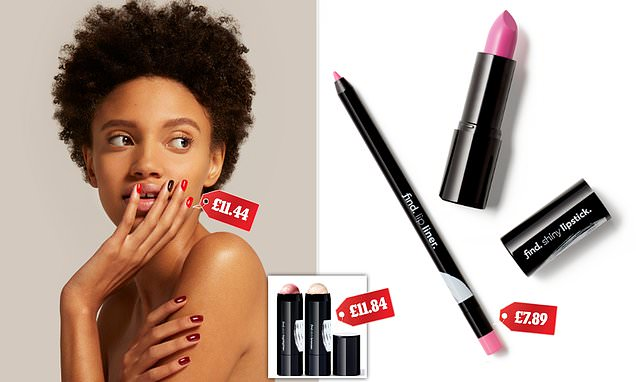 Amazon launch first EVER make-up range with low-cost cosmetics