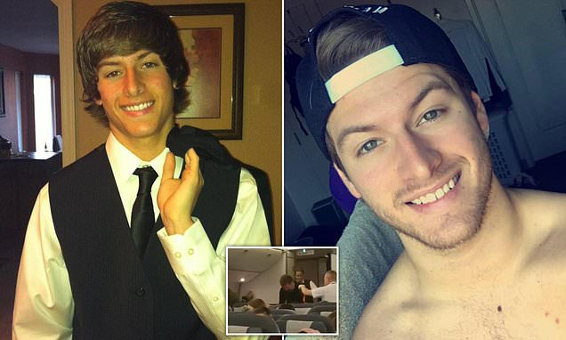 American student, 21, drunk on BA flight to Dallas is jailed