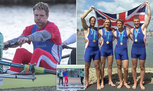 James Cracknell wants to be the oldest ever Boat Race competitor