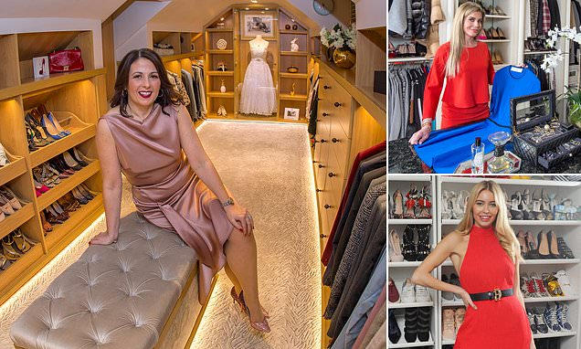 Would you pay £30,000 for a walk-in wardrobe?