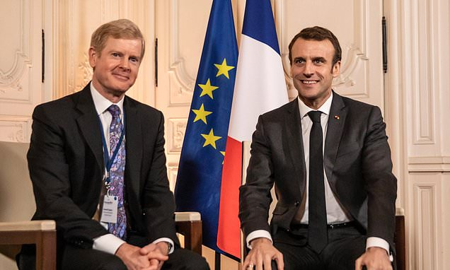 Macron vows not to follow the path of guillotined French royals