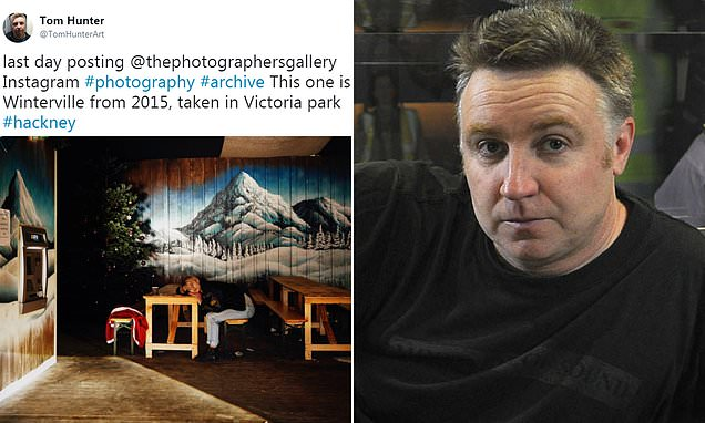 Photographer is accused of 'faking' an image