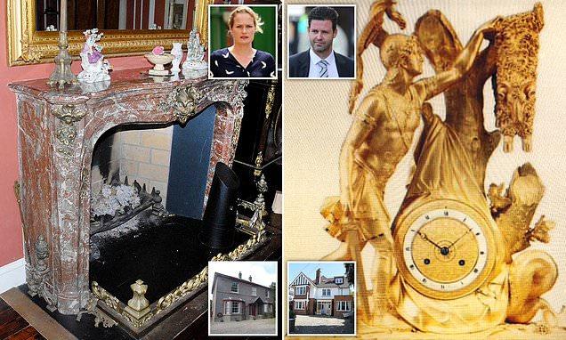 Maserati-driving surgeon staged burglary at his rented cottage