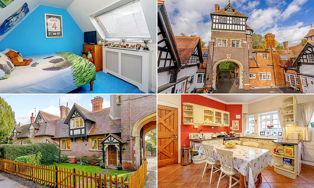 Home once owner by Tate and Lyle sugar baron hits market for £600,000