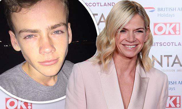 Zoe Ball's son Woody reveals he'sbisexual