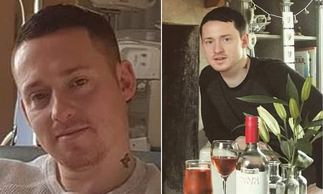 Thug, 30, who beat girlfriend posted photo of her genitals online