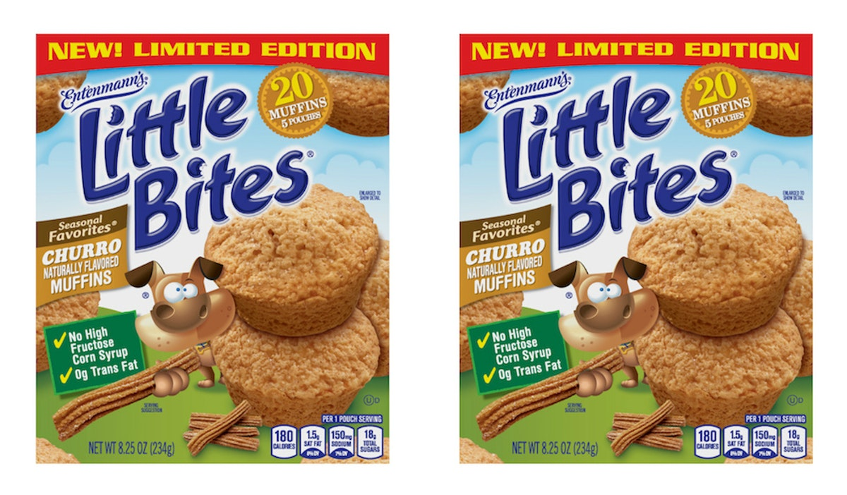 These Entenmann's Little Bites Churro Muffins Feature A New Flavor To Start Your Morning
