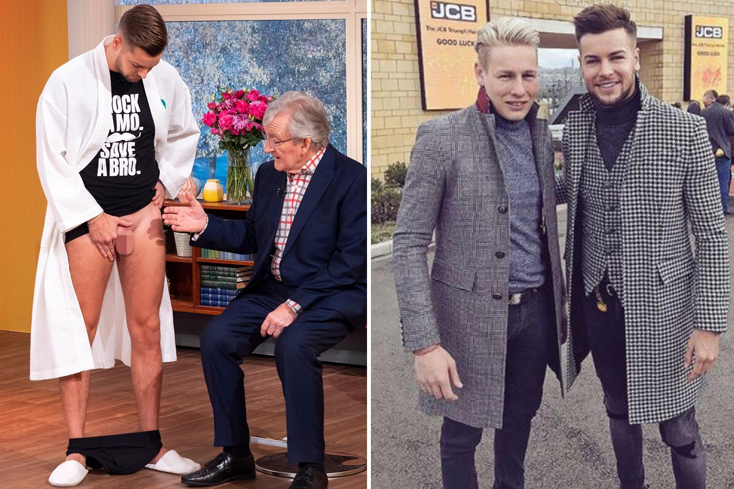 3 steps to check your balls for testicular cancer – after Chris Hughes reveals brother's battle
