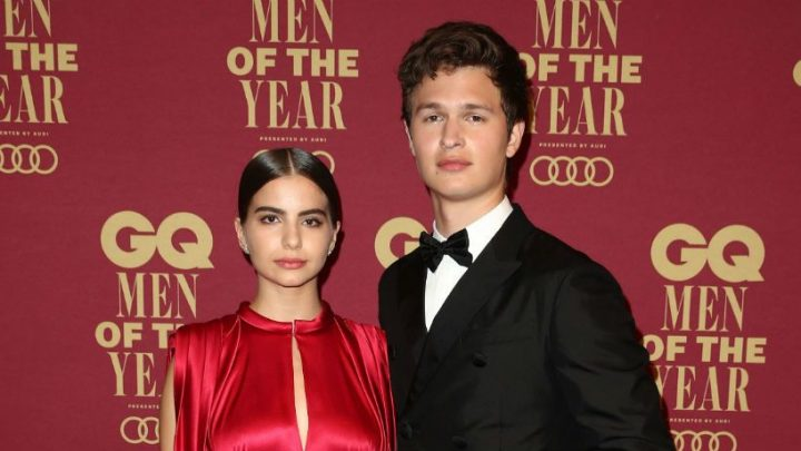 Ansel Elgort And Girlfriend Violetta Komyshan Pack On PDA In Swimsuits During Mexico Trip