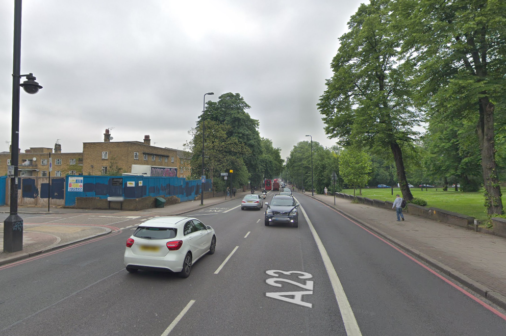 Brixton crash: Young woman killed in 'hit-and-run' as cops hunt driver of dark VW