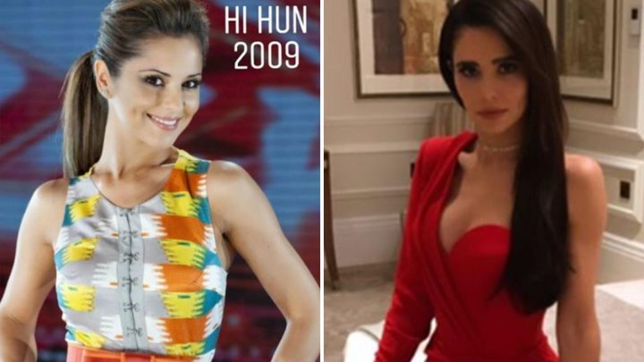 Cheryl shares X Factor snap from 2009 as she takes part in 10-year challenge