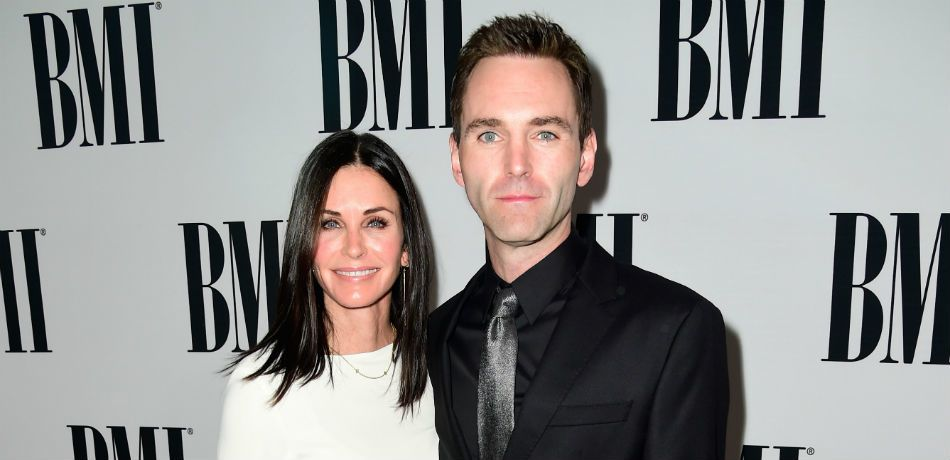 Courteney Cox Opens Up About Relationship With Johnny McDaid: 'He's My Guy, He's My One'