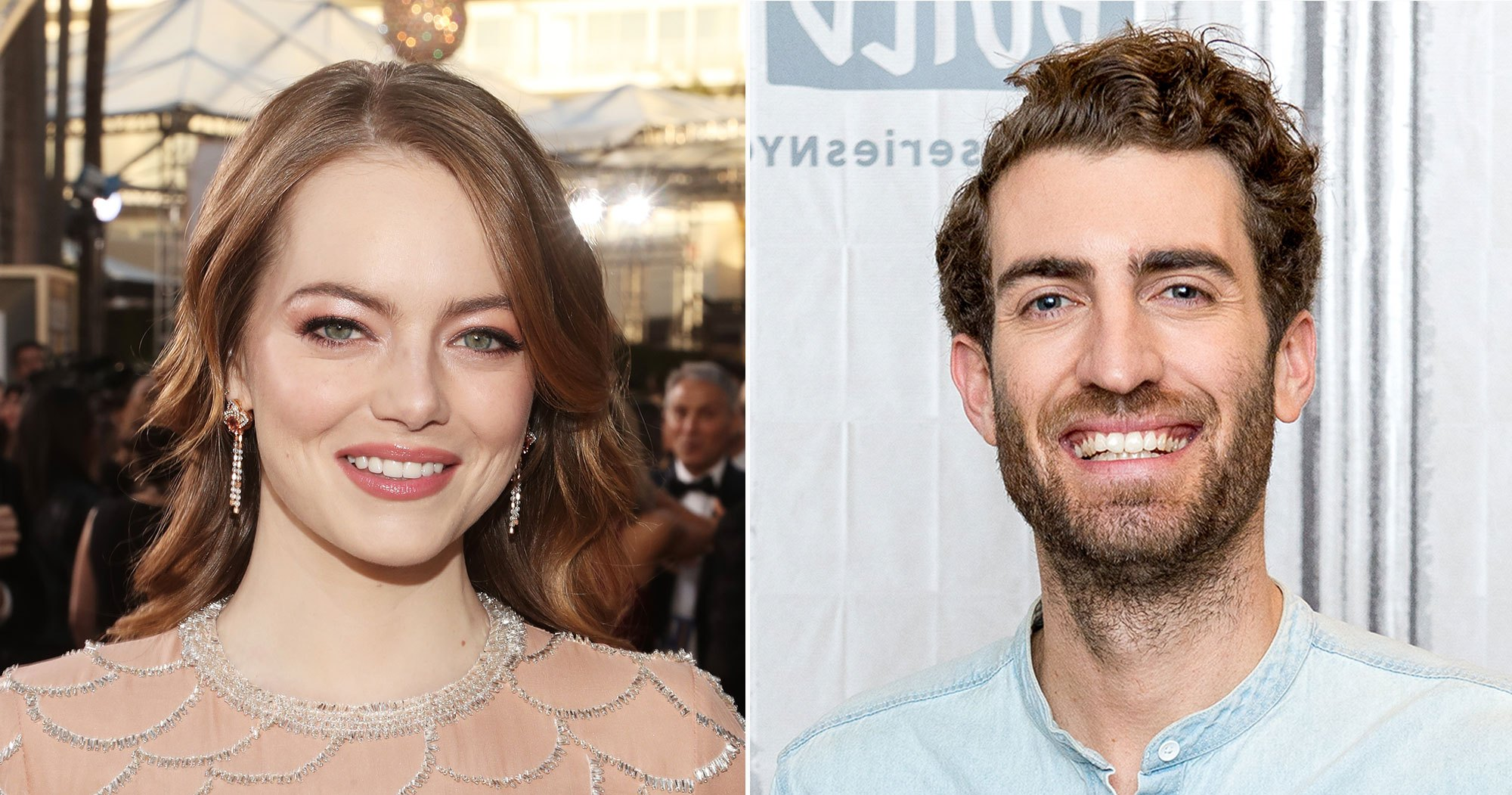 Emma Stone and Dave McCary Have 'Affectionate' Date After the Golden Globes