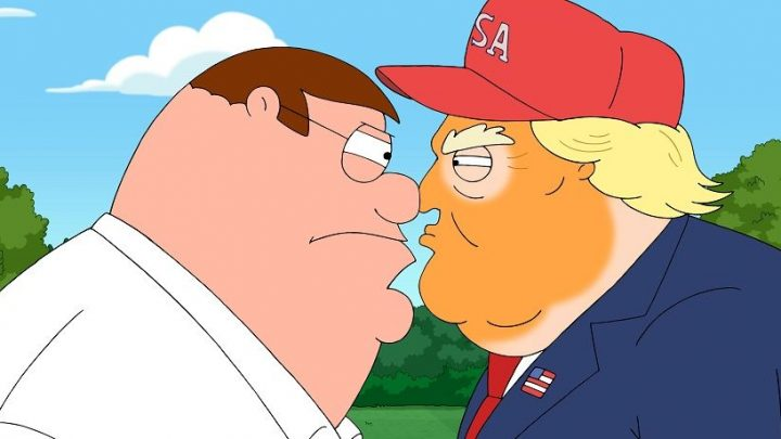 Trump Supporters Are Furious Over Latest 'Family Guy' Episode Mocking The President