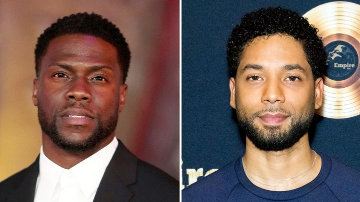 Kevin Hart Slammed for His Response to Homophobic Attack on Jussie Smollett